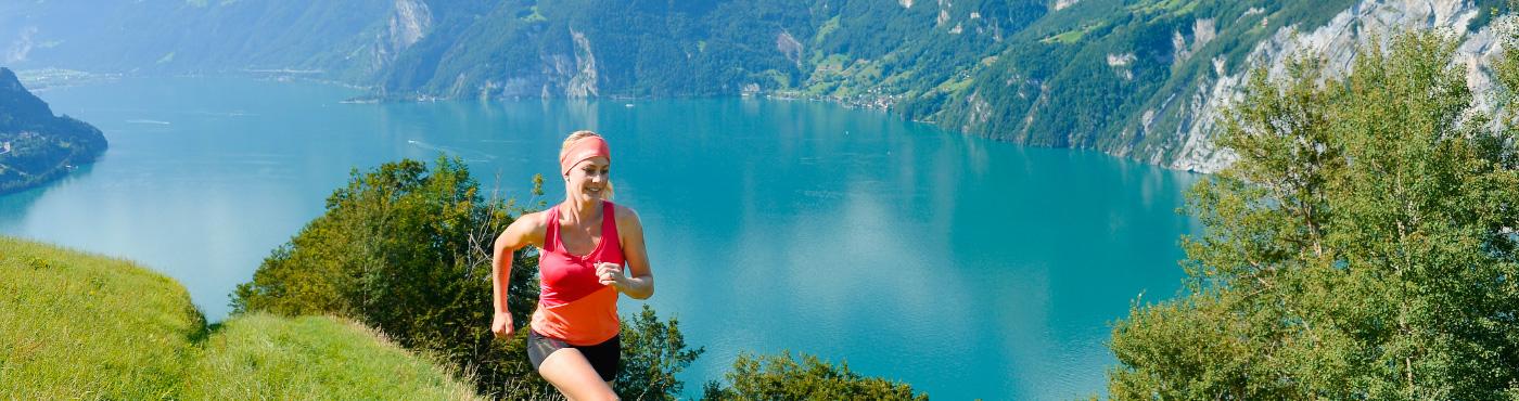 Schwyz ist nicht nur idyllisch, sondern bietet viele Freizeitaktivitäten.