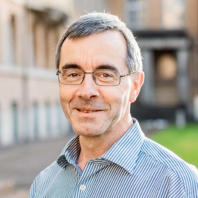 Portrait Bernd Montag