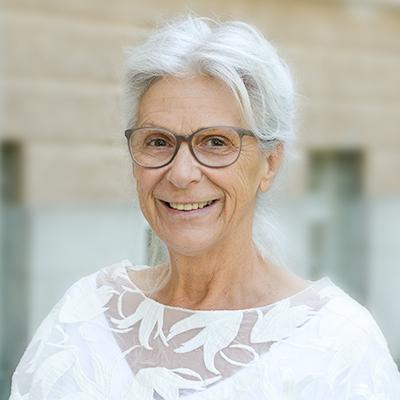 Portrait Sylvia Guggisberg